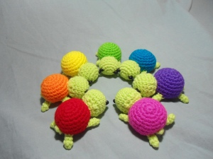 Rainbow Turtles