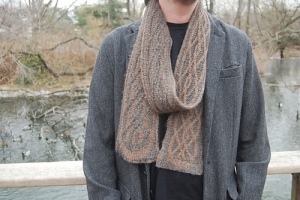 Six Braid scarf